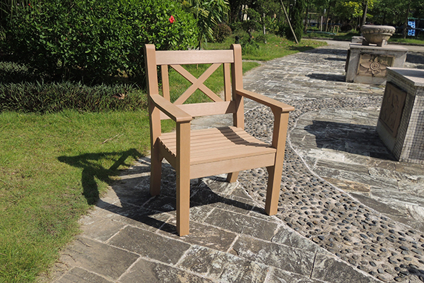 Maywick Armchair in Teak  RRP: £239.00