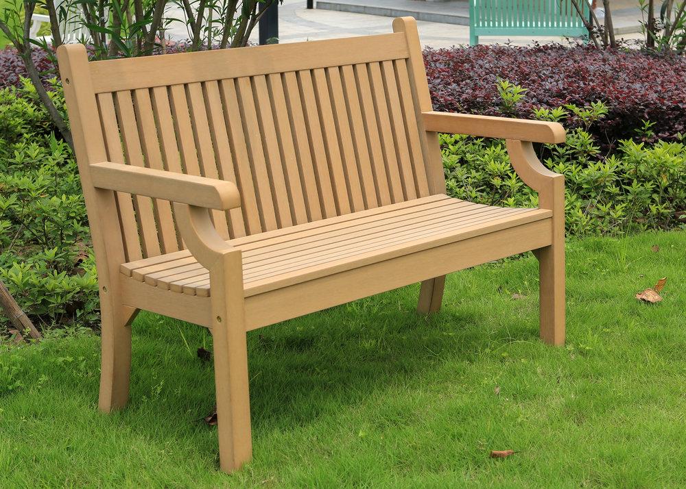 2 Seat Bench (Teak)