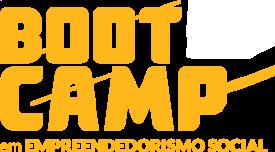 O    Bootcamp em Empreendedorismo Social    é um programa intensivo de 2 dias e meio para quem procura desenvolver uma ideia com o objetivo de resolver um problema importante e negligenciado.