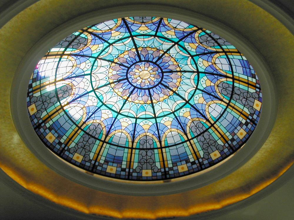 Hazza Majlis Dome