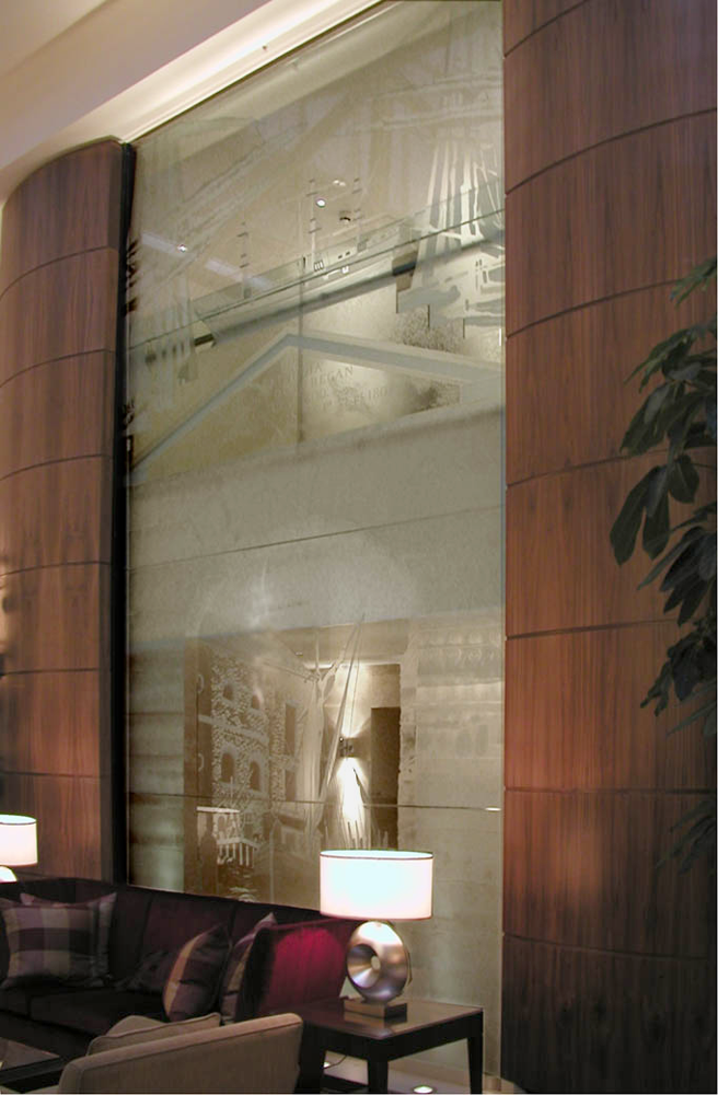 Marriott screen