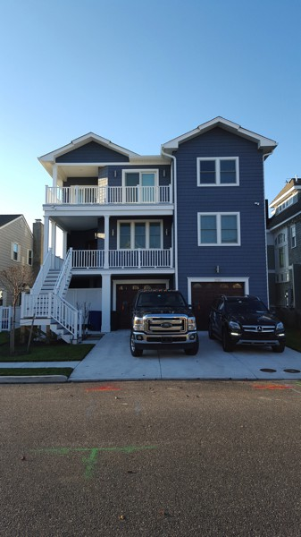 New Jersey Shore Home