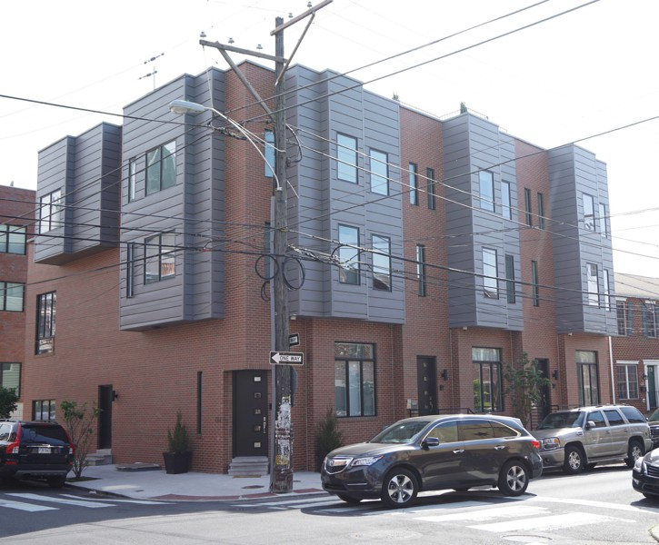 4th & Brown Single Family Homes Building