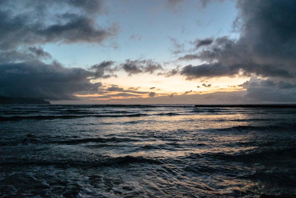Mahatao fishermen start their day hours before the break of dawn.