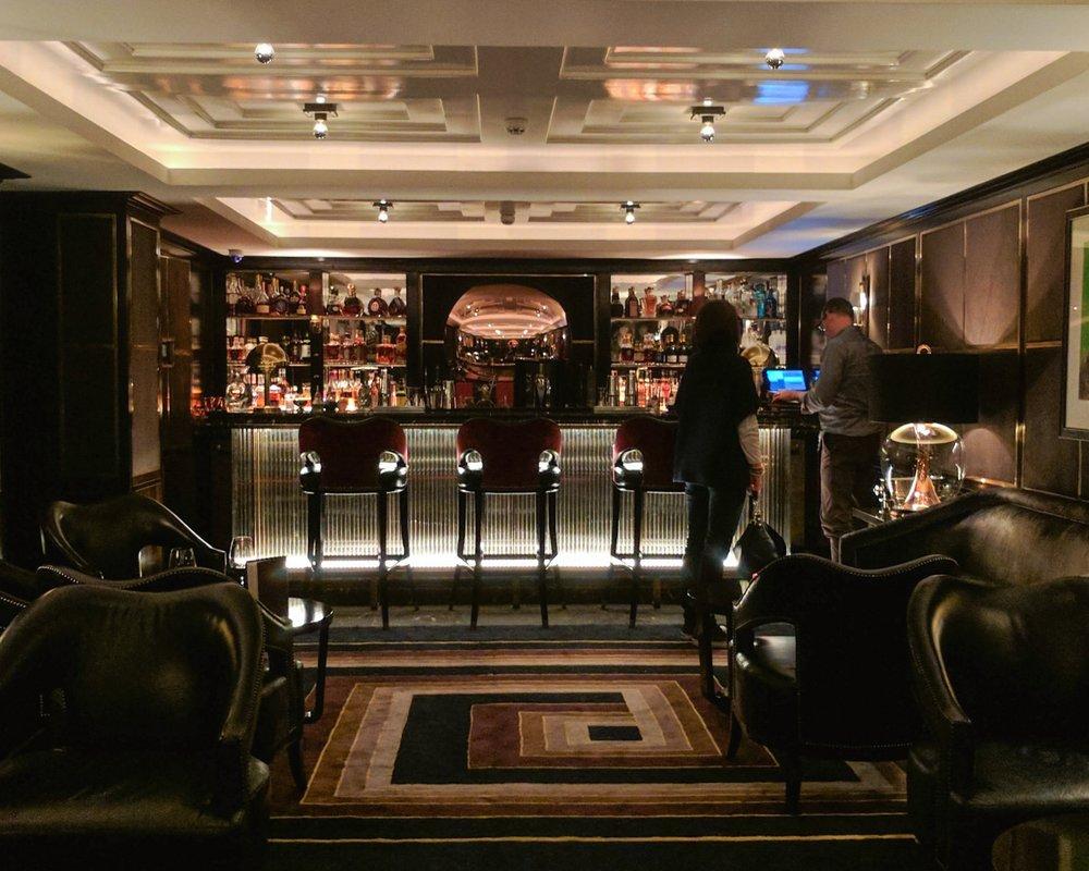 Bar, Ormer Mayfair