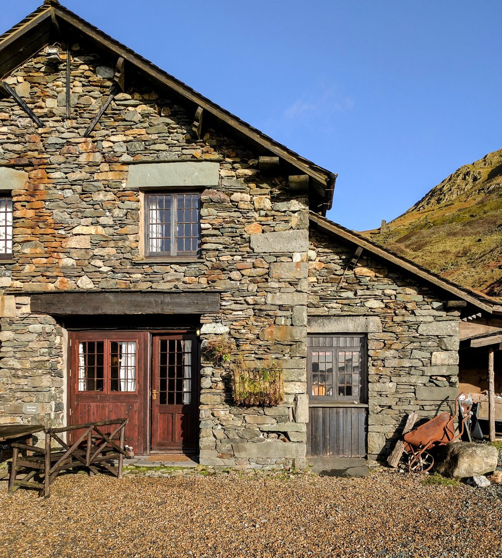 Coppermines cottages