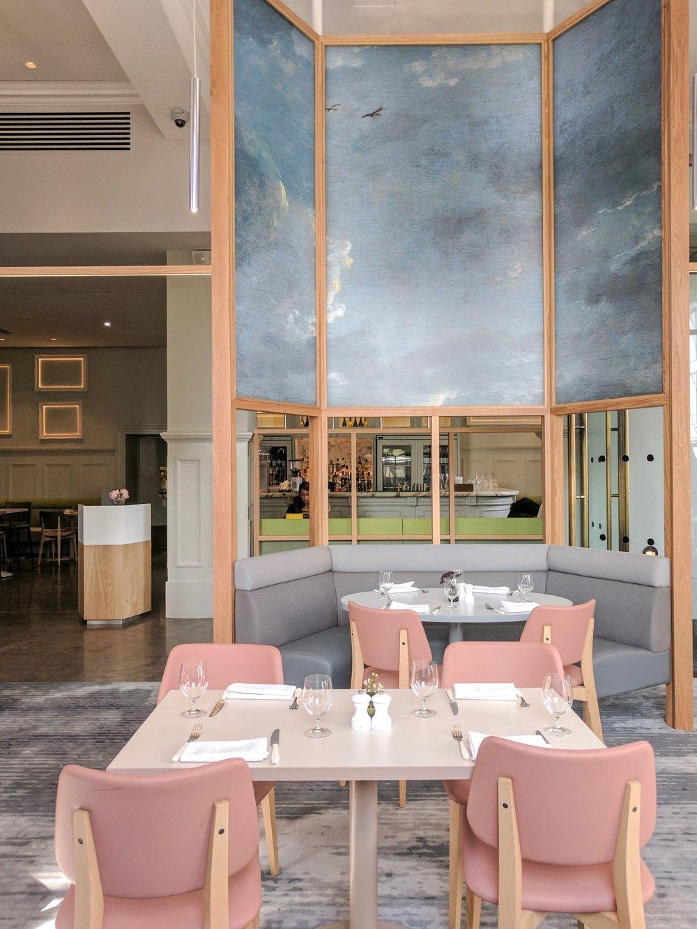 National Café  stunning interiors