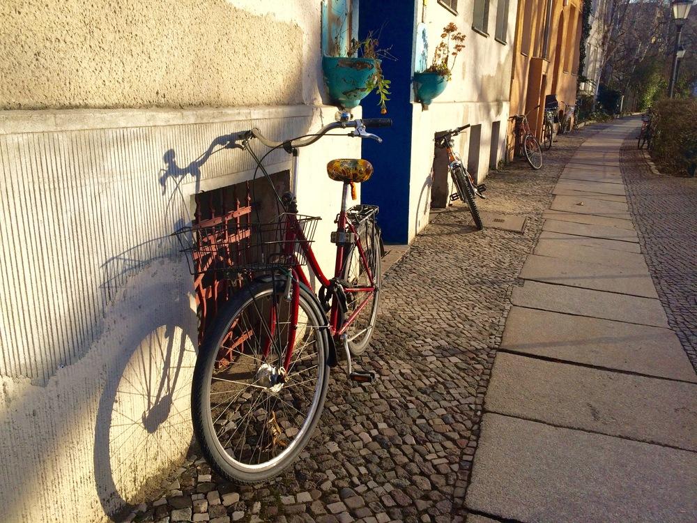 Berlin's neighbourhoods Image © Melinda Barlow