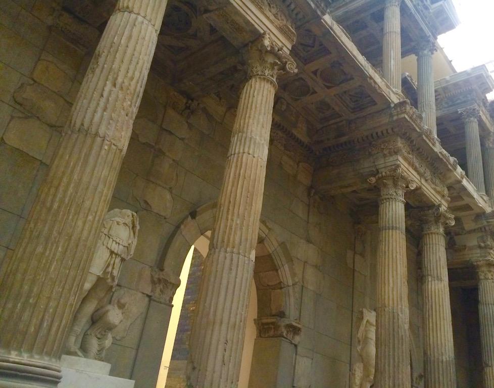 The Market Gate of Miletus, Pergamon Museum © Melinda Barlow