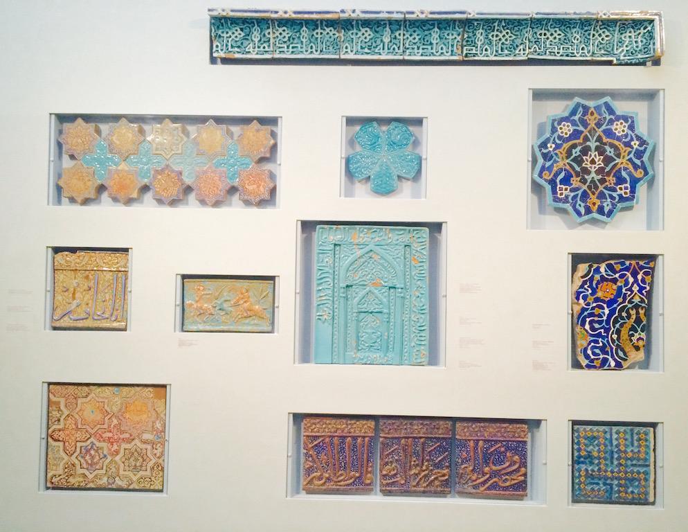 Islamic Arts at the Pergamon Museum © Melinda Barlow