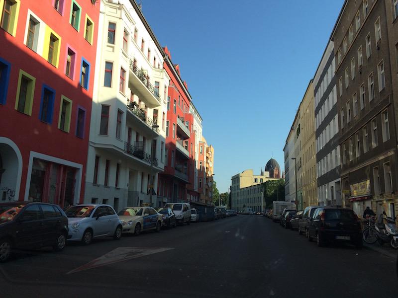 Streets of berlin © melinda barlow