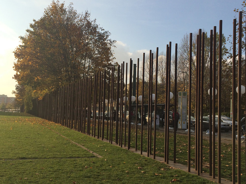 Berlin Wall Memorial at Bernauer Strasse © Natale esposito