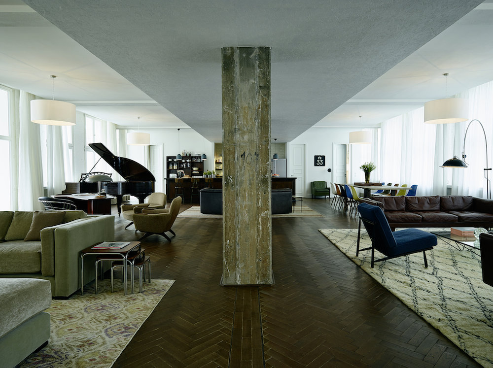 Soho House Lofts © Soho House