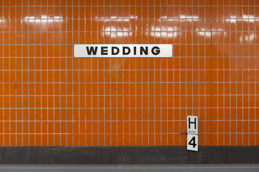 Wedding U Bahn station