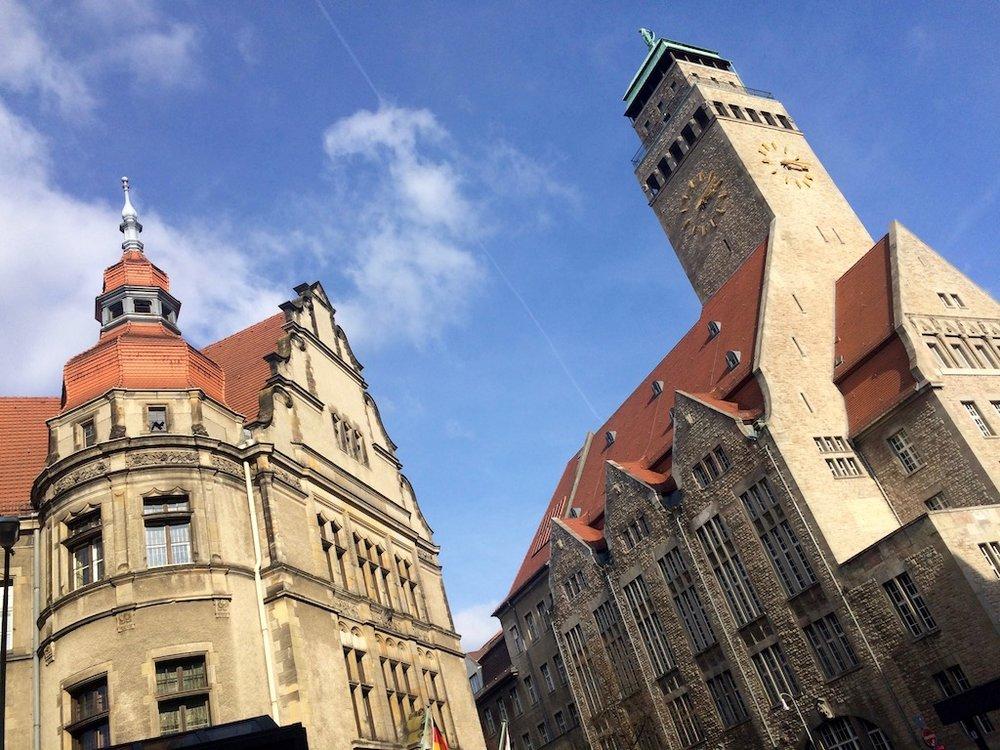 Neukölln Town Hall