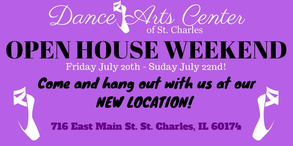 OPEN HOUSE WEEKEND!.jpg