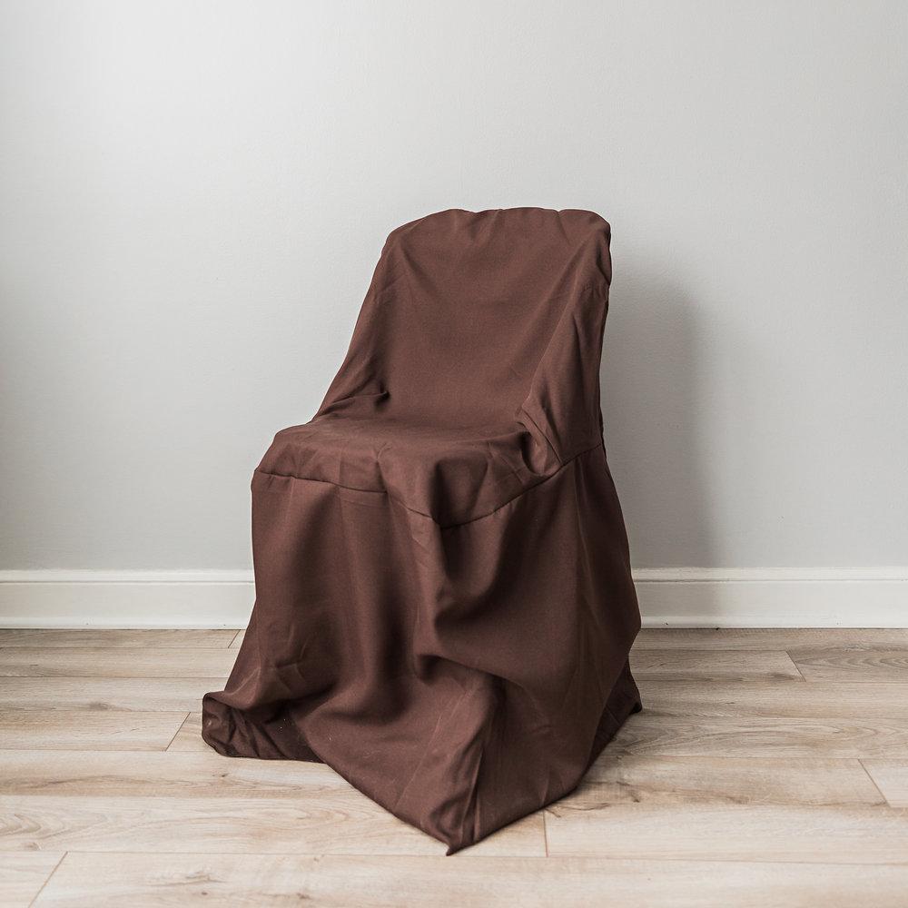 Brown Chair Cover  >>>$1.75 each<<<