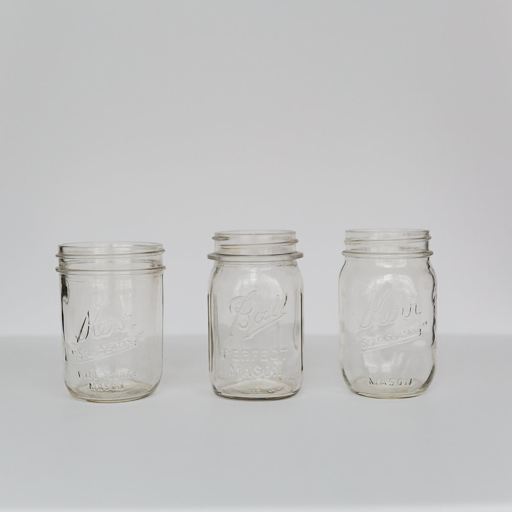 The Classic Jar, Various Ball and Kerr  pint jar size. >>>$0.25 each<<<