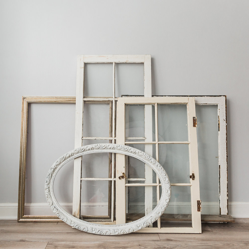 Window & Frame Collection  >>>$12.00 set<<<