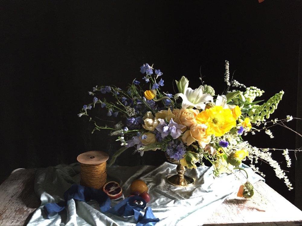 Saipua Dutch Master Study  x  Andrea Gentl
