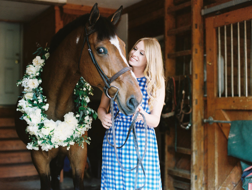 Darling and Daughters Florals, Washington DC, Charlottesville, Richmond, Flower Subscriptions, Eastern Shore, Horse engagement-25.jpg