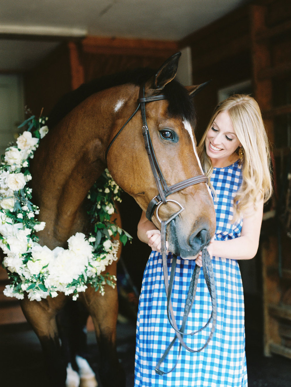 Darling and Daughters Florals, Washington DC, Charlottesville, Richmond, Flower Subscriptions, Eastern Shore, Horse engagement-26.jpg