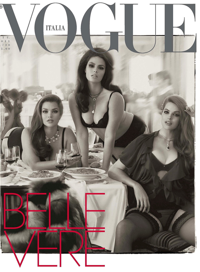 vogue-italia-june-2011--issue-by-steven-meisel-tara-lynn-candice-huffine--robyn-lawley