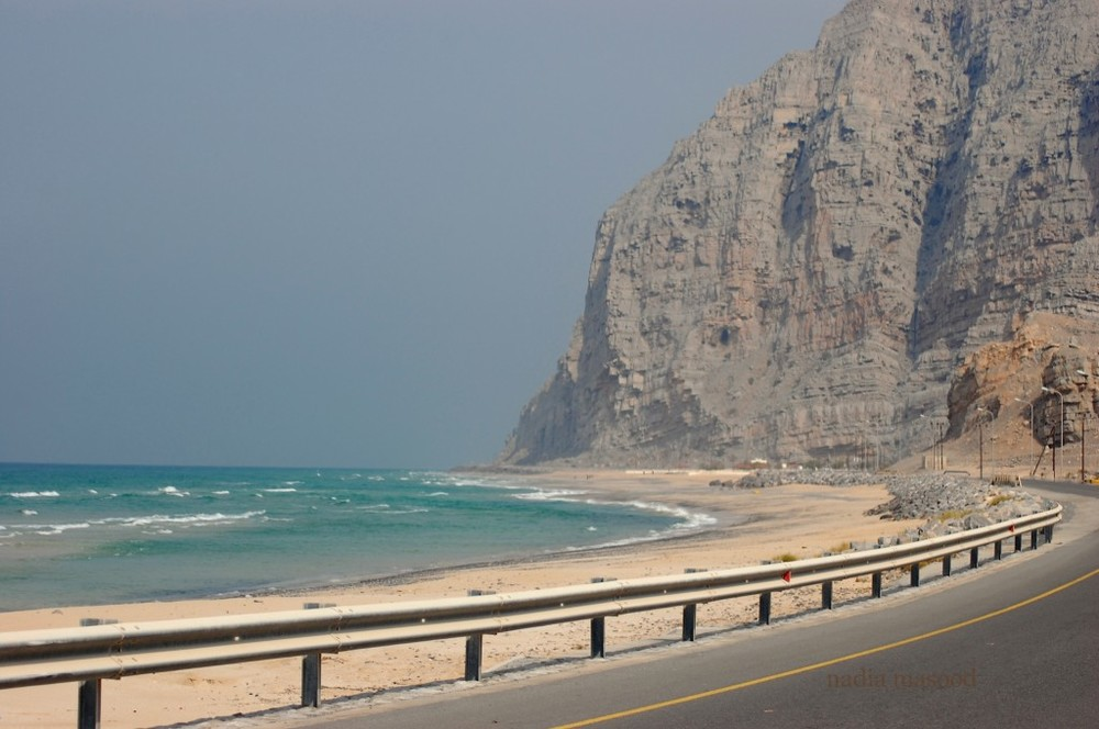 Oman beaches