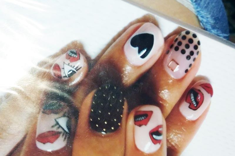 disco nail tokyo
