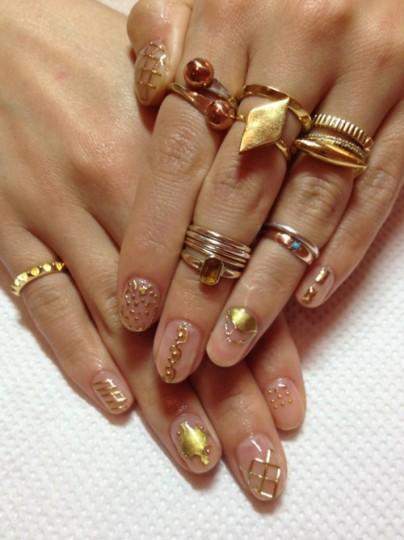 Disco nail tokyo nail art ninu nina disconails 404x540 prinsesfo Gallery