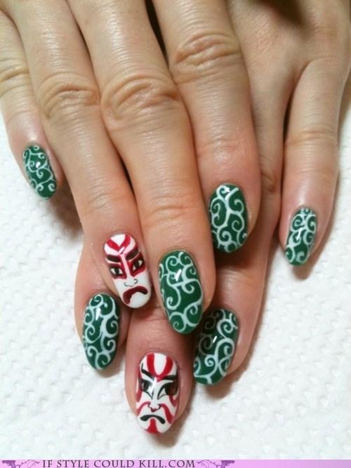 Disco nail tokyo nail art ninu nina japanese nail art prinsesfo Gallery