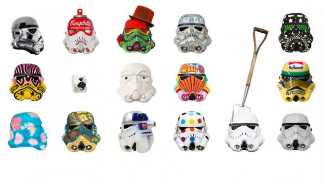 storm trooper helmets