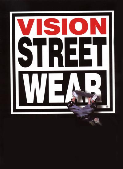 Vision Street Wear Logo