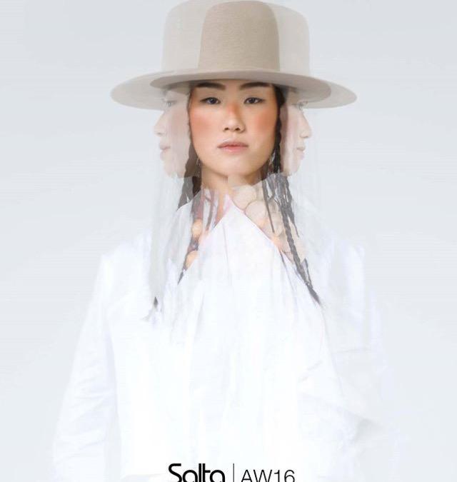 Stunning nomadic inspired collection by Kazakh designer Salta.