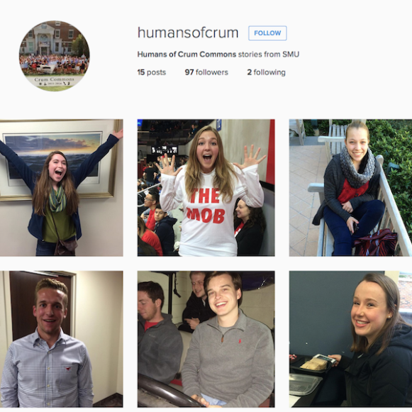 Humans of Crum , February 1, 2016