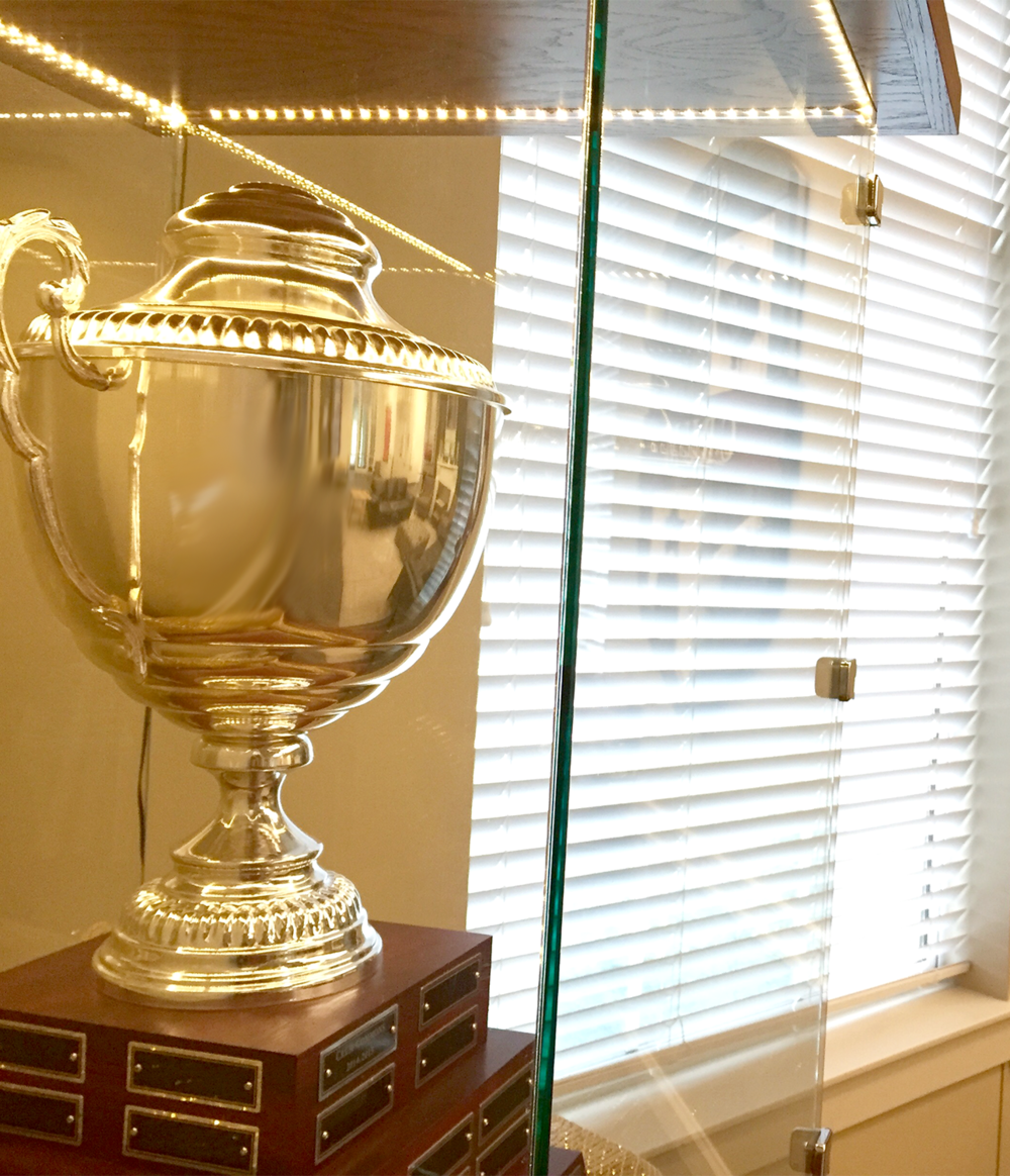 Crum is the FIRST Champions of the (2014-2015) Commons Cup.  You'll find students of Crum checking themselves out in its magnificent reflection while students of other commons sulk or steam in their jealousy.