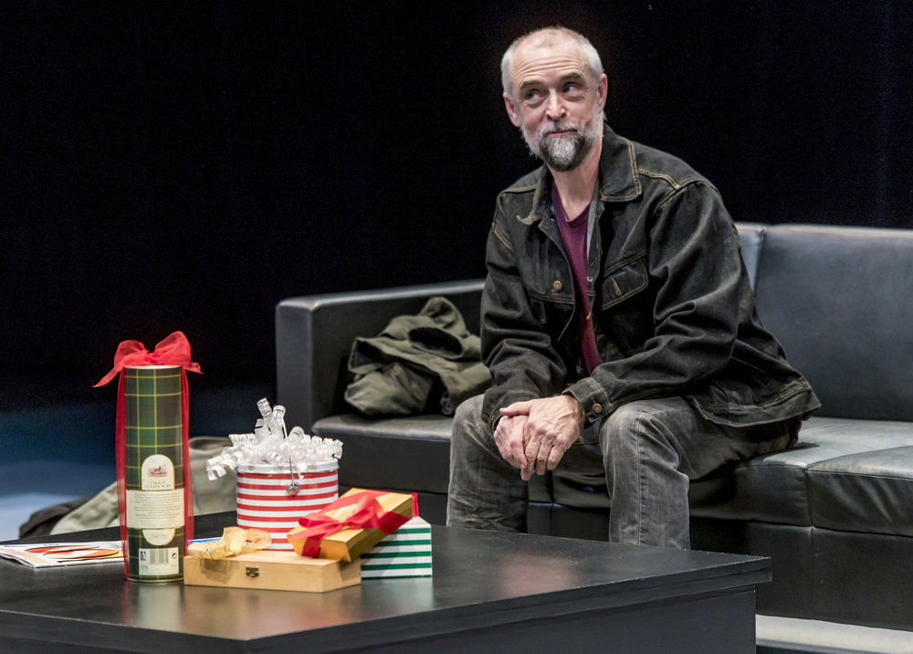 Long Lost. World premiere of the play by Pulitzer Prize winner Donald Margulies
