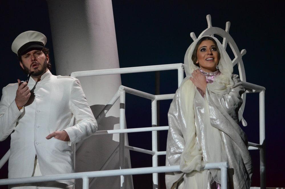 Opera Florencia en el Amazonas, Bogota, Colombia