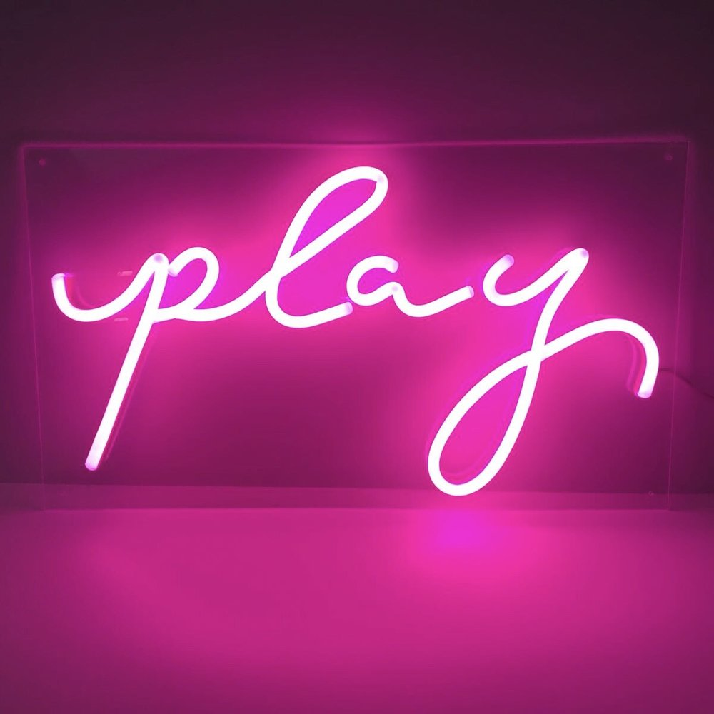 Play LED Neon