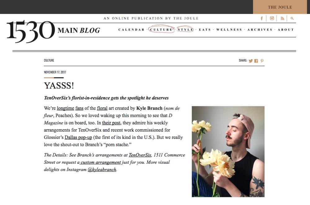 1530 Main Blog