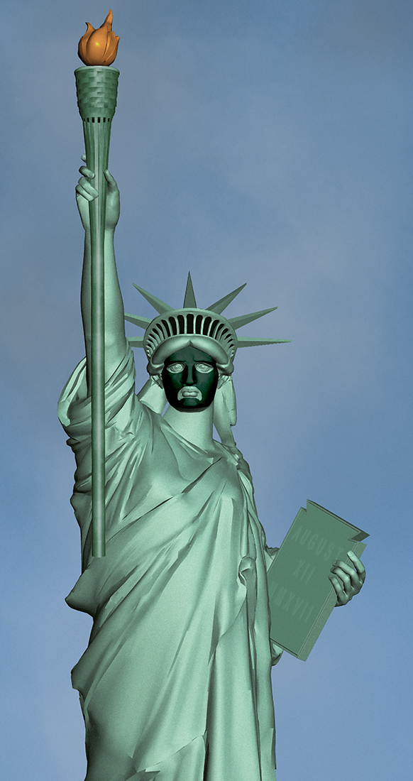 this is not liberty