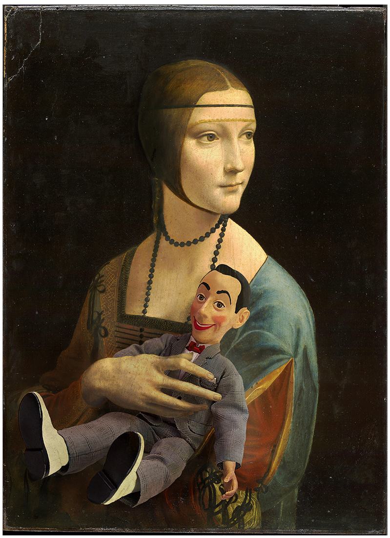 Lady With Herman I