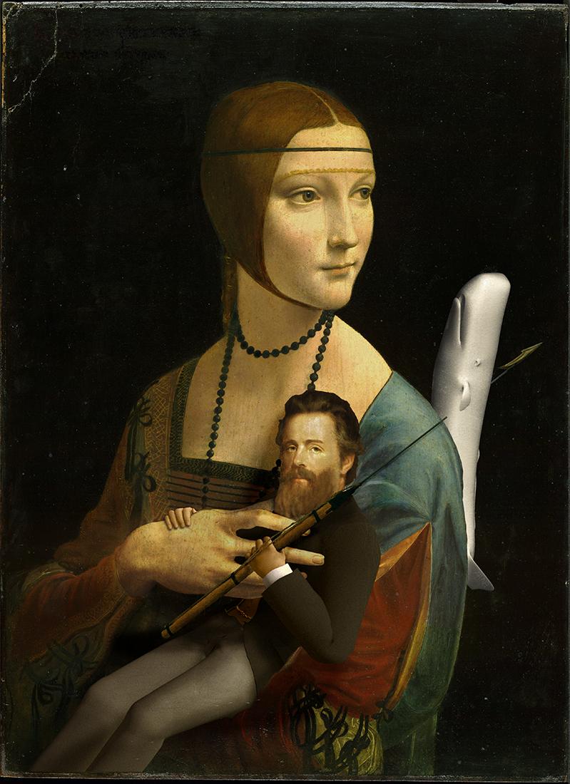 Lady With Herman III