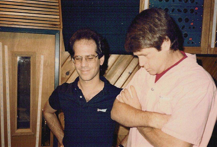 With Brian Wilson recording Love & Mercy album, Hit Factory NYC