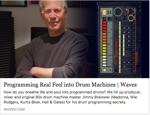 NEW! FEATURE INTERVIEW ON WAVES.COM... READ IT HERE