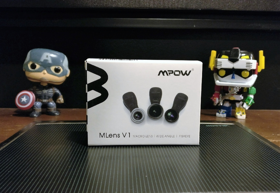 MPow has come a long way with their packaging and design.