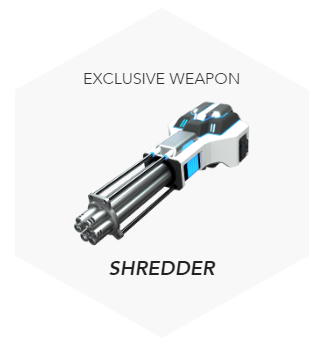 Shredder -