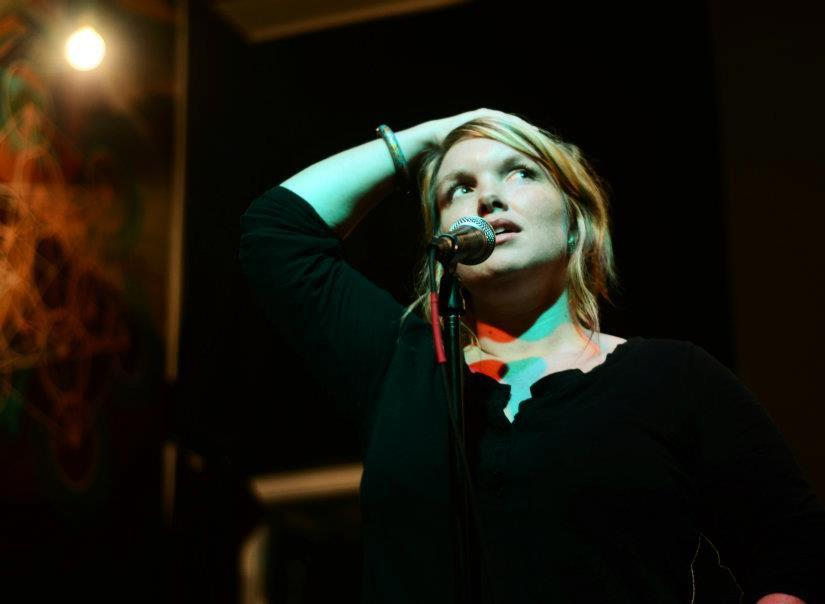 Photo Credit: Jill Greenseth, Taken at Portland Poetry Slam