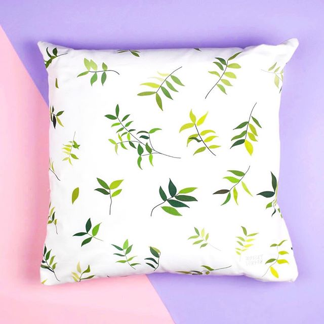 Botanical feels 🌿 ⠀ . ⠀ . ⠀ . ⠀ . ⠀ . ⠀ . ⠀ . ⠀ . ⠀ #botanicalfeels #botanicalcushion #botanic #botaniccushion #mosleylondon #cushion  #homeware #giftsuk #cotton #dowhatyoulove #hbloggersuk #interiors #home #textiles #dontquityourdaydream #homesweethome #seizetheday #cute #sustainablefashion #wedding #weddingfavours #colour #instadaily #housetohome #accessories #housedecor #designedinlondon #colourmyeveryday #colourpop #cutecushion