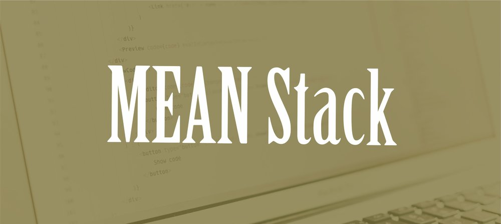 Create single page apps using a the MEAN Stack.